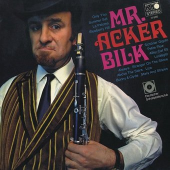 Acker Bilk - Mr. Acker Bilk (LP)
