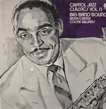 Benny Carter & Cootie Williams - Big Band Bounce (LP)