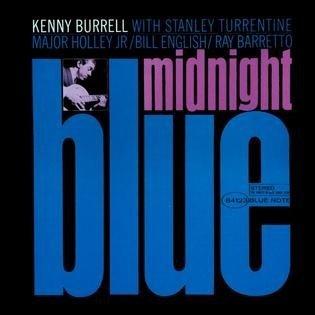 Kenny Burrell - Midnight Blue (CD)