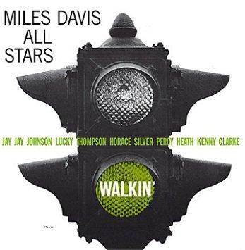 Miles Davis All Stars - Walkin' (LP)