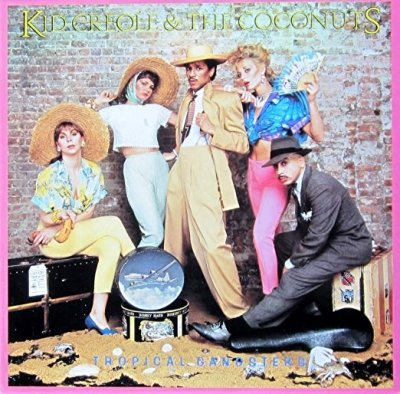 Kid Creole & The Coconuts - Tropical Gangsters (LP)