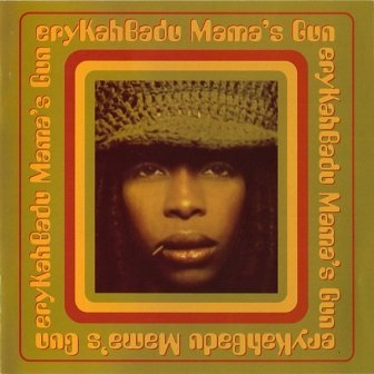 Erykah Badu - Mama's Gun (CD)
