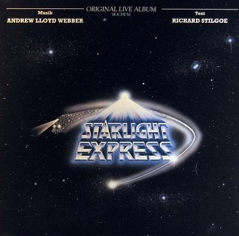Andrew Lloyd Webber - Starlight Express - Original Live Album Bochum (2CD)