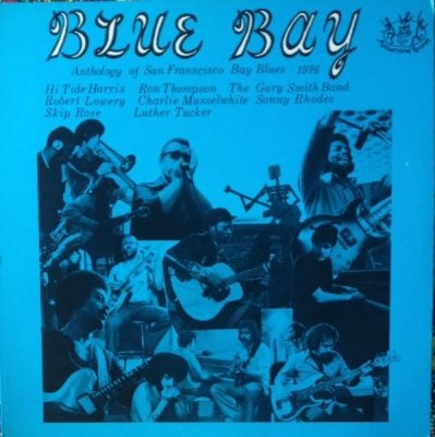 Blue Bay (LP)