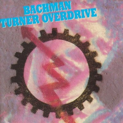 Bachman-Turner Overdrive - Bachman-Turner Overdrive (CD)