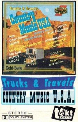Trucks & Travels Country Music U.S.A. (MC)