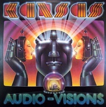 Kansas - Audio Visions (LP)