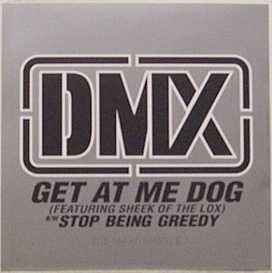DMX - Get At Me Dog (Maxi-CD)