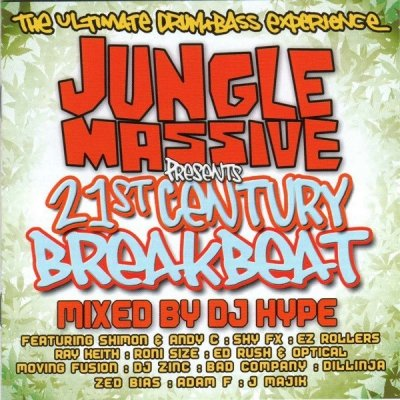 Dj Hype - Jungle Massive Presents 21st Century Breakbeat (2CD)