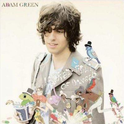 Adam Green - Jacket Full Of Danger (CD)