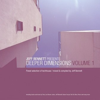 Jeff Bennett - Deeper Dimensions Volume 1 (CD)