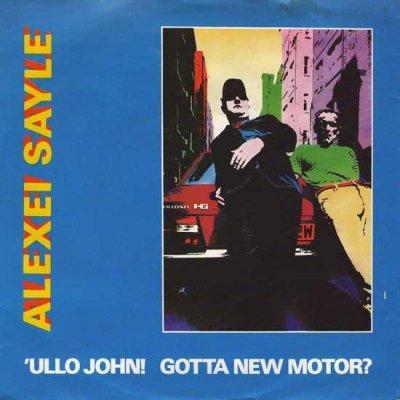 Alexei Sayle - 'Ullo John! Gotta New Motor? (7)