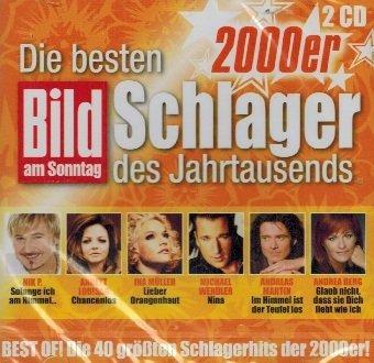 Die Besten Schlager Des Jahrtausends - Best Of 2000er (CD)