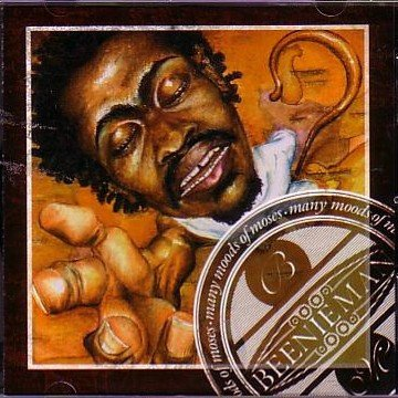 Beenie Man - Many Moods Of Moses (CD)