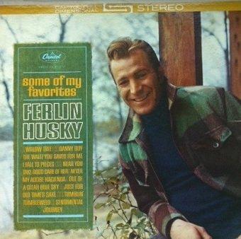 Ferlin Husky - Some Of My Favorites (LP)