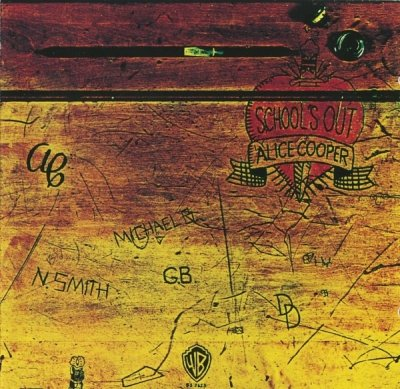Alice Cooper - School's Out (CD)