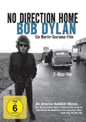 Bob Dylan, Martin Scorsese - No Direction Home: Bob Dylan (Ein Martin Scorsese Film) (DVD)