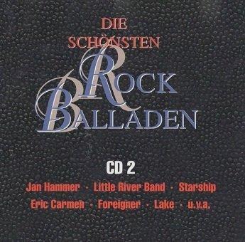 Die Schönsten Rock Balladen CD 2 (CD)