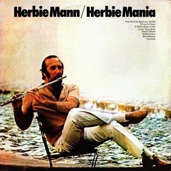 Herbie Mann - Herbie Mania (LP)