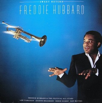 Freddie Hubbard - Sweet Return (LP)