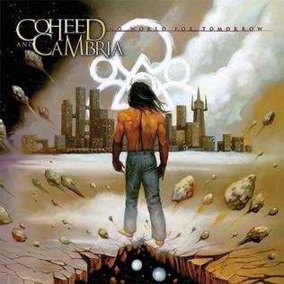 Coheed And Cambria - No World For Tomorrow (CD)