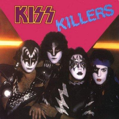 Kiss - Killers (CD)