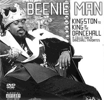 Beenie Man - Kingston To King Of The Dancehall : A Collection Of Dancehall Favorites (CD)