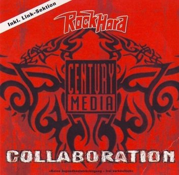 Collaboration Century Media (CD)