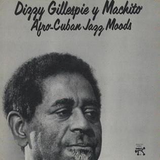 Dizzy Gillespie Y Machito - Afro-Cuban Jazz Moods  (LP)