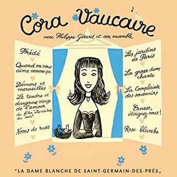 Cora Vaucaire (CD)