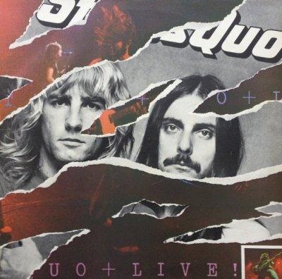 Status Quo - Live (2LP)