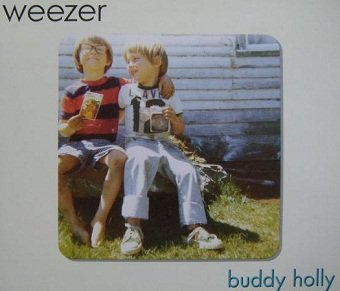 Weezer - Buddy Holly (Maxi-CD)