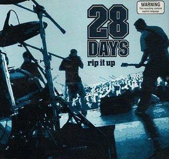 28 Days - Rip It Up (Maxi-CD)
