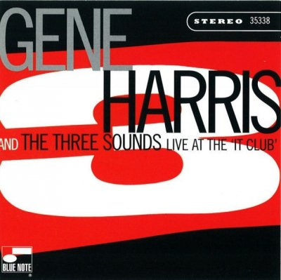 Gene Harris And The Three Sounds - Live At The 'It Club'  (CD)