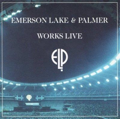 Emerson, Lake & Palmer - Works Live (2CD)