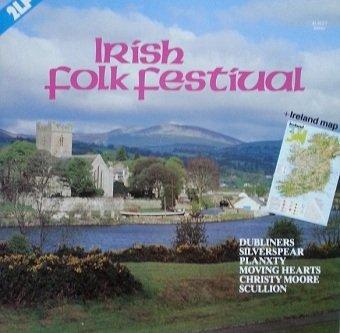 Irish Folkfestival (2LP)