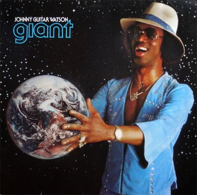 Johnny Guitar Watson - Giant  (LP)