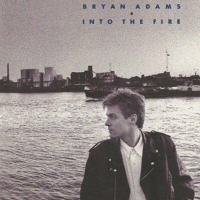 Bryan Adams - Into The Fire (CD)
