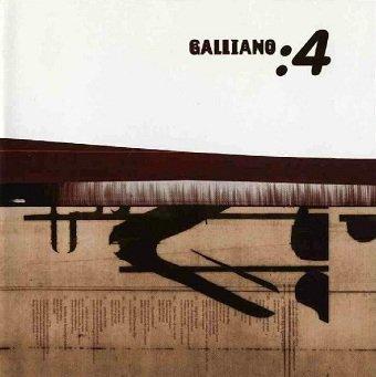 Galliano - :4 (CD)