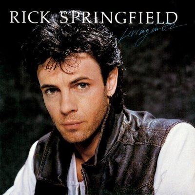 Rick Springfield - Living In Oz (LP)