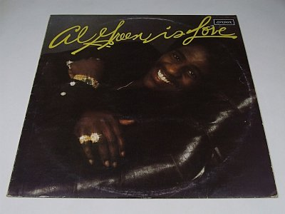 Al Green - Al Green Is Love (LP)