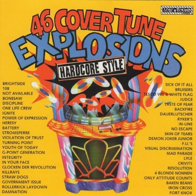 46 Covertune Explosions (2CD)