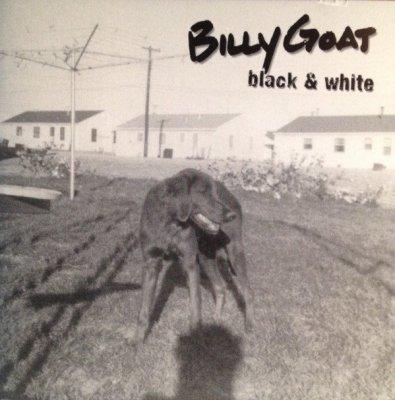 Billy Goat - Black & White (CD)