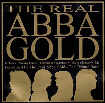 The Real Abba Gold (CD)