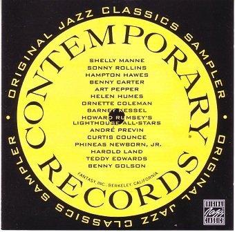 Contemporary Original Jazz Classics Sampler (CD)