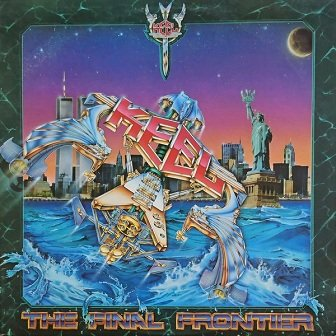 Keel - The Final Frontier (LP)