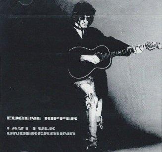 Eugene Ripper - Fast Folk Underground (CD)