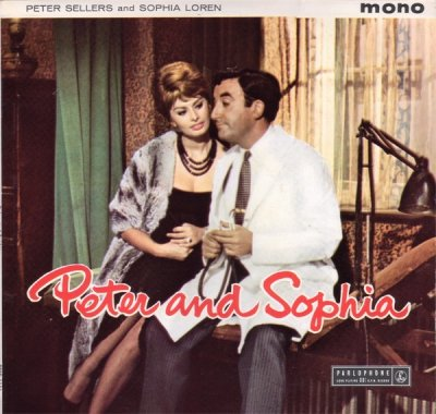 Peter Sellers And Sophia Loren - Peter And Sophia (LP)