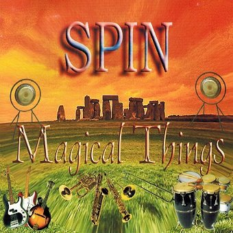 Spin - Magical Things (CD)