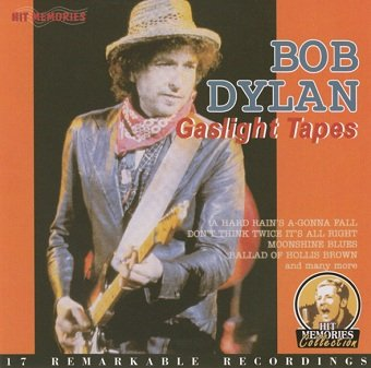 Bob Dylan - Gaslight Tapes (CD)